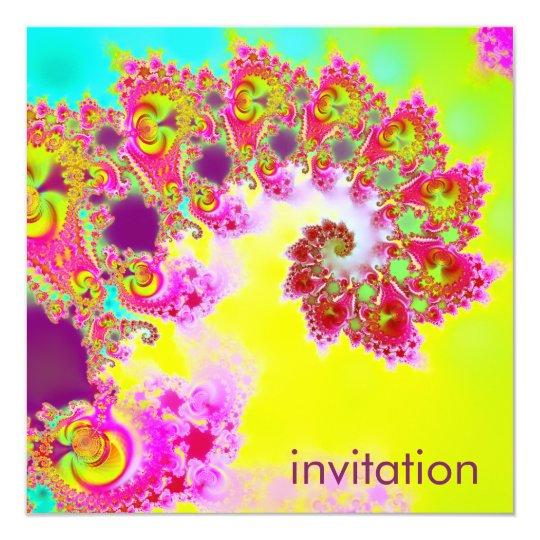 Emma's Garden V · Fractal Art · Monsoon Card