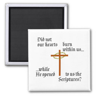 Emmaus 2 Inch Square Magnet