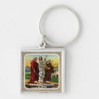 Emmaus Encounter Custom Keychain