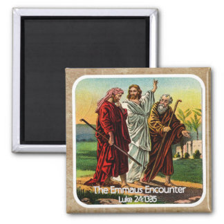 Emmaus Encounter Custom Magnet
