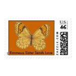 Emmaus Sister Sends Love Stamp