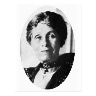 Emmeline Pankhurst Postcard