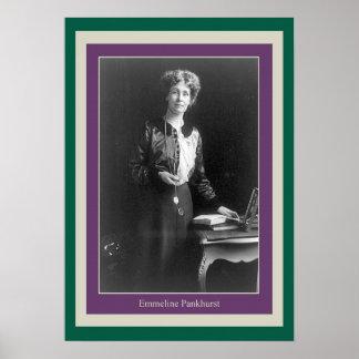 Emmeline Pankhurst Posters