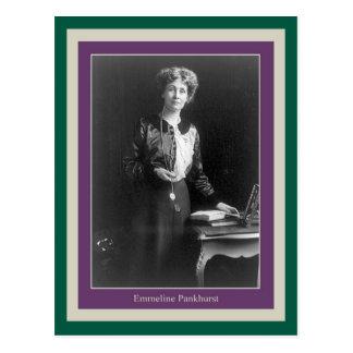 Emmeline Pankhurst Postal