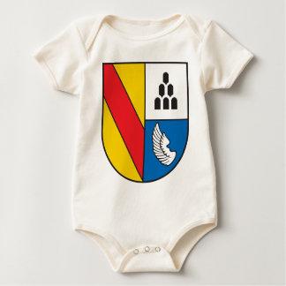 Emmendingen distrito administrativo body para bebé