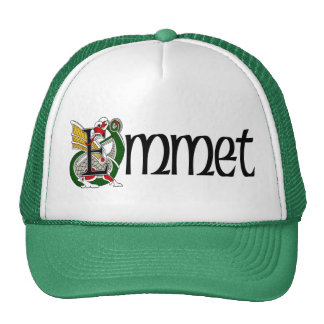 Emmet Celtic Dragon Cap Trucker Hat