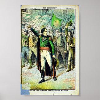 Emmet Uprising Poster