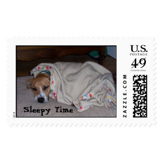 Emmet's Blankey, Sleepy Time Postage