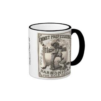 Emmett Harmonicas Ringer Mug