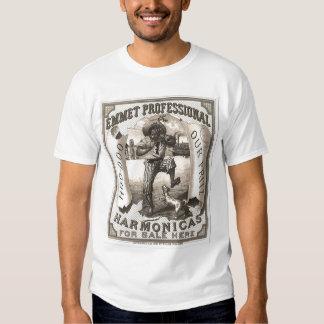 Emmett Harmonicas T-Shirt