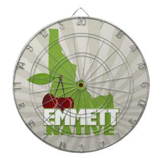 Emmett Idaho Native Famous Sweet Cherry Dartboard