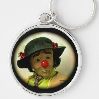 Emmett Kelly - Weary Willie Clown Keychain