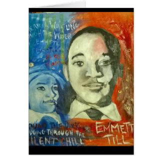 Emmett Till Card