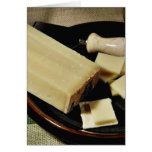 Emmi Cave Aged Gruycre Cheese Greeting Card