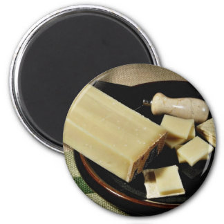 Emmi Cave Aged Gruycre Cheese Fridge Magnet