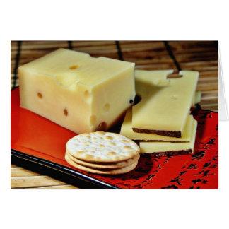 Emmi Emmentaler Cheese Card