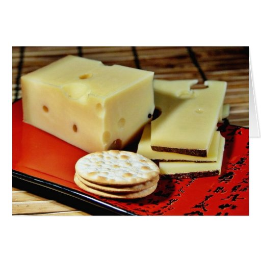 Emmi Emmentaler Cheese Greeting Cards