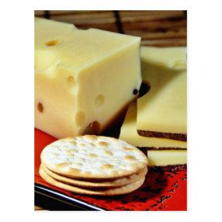 Emmi Emmentaler Cheese Postcard