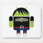 Emo Andy the Android Mouse Pad