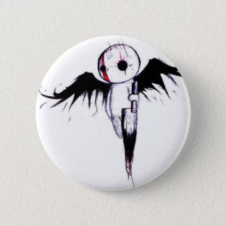 Emo Angel Button