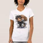 Emo-Animado Camisetas