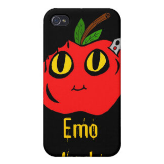 Emo Apple iPhone 4 Case
