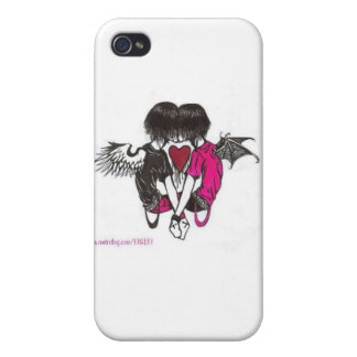 emo-case cases for iPhone 4
