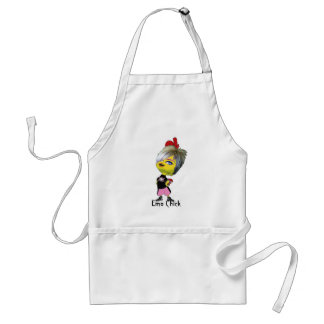 Emo Chick, for Ladies Aprons