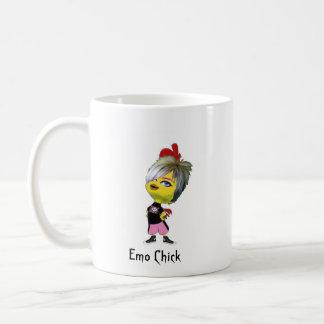 Emo Chick, for Ladies Coffee Mug