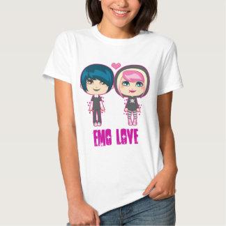 Emo Couple Shirts