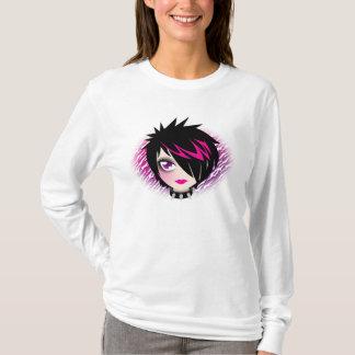 Emo Cutie Hoodie T-Shirt