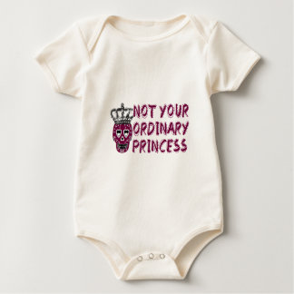 Emo /dark/tough/Princess Baby Bodysuit