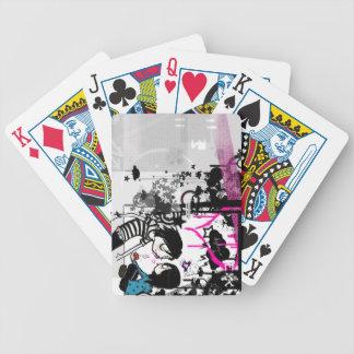 emo de los cartas barajas de cartas