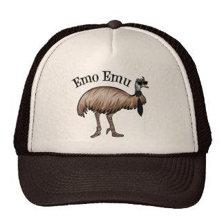 Emo Emu Trucker Hat