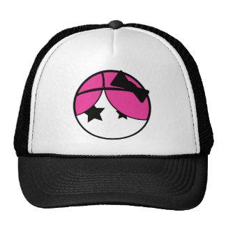Emo Girl Trucker Hat