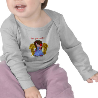 Emo Girl in Eden T-shirt