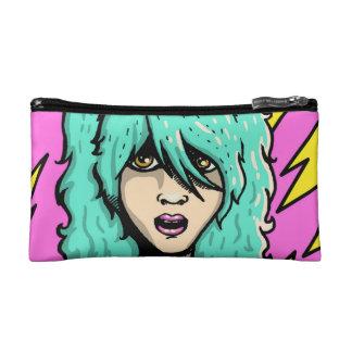 Emo Girl Make-Up Bag