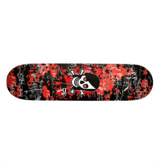 Emo Girl Skateboard