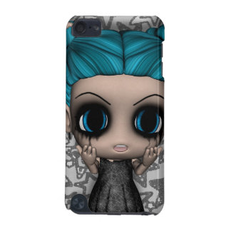 emo goth punk girl iPod touch (5th generation) covers