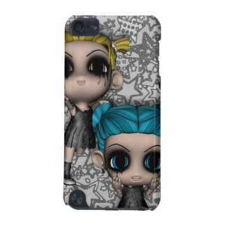 emo goth punk girls iPod touch 5G cover