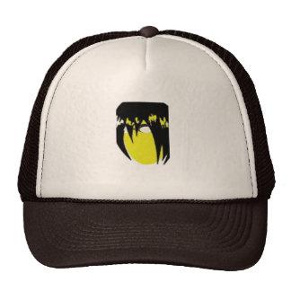Emo Mesh Hat