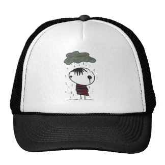emo hats