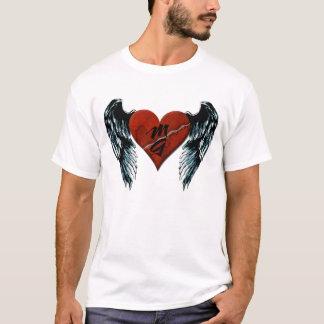 Emo Heart T-Shirt