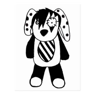 Emo-mascota Postal