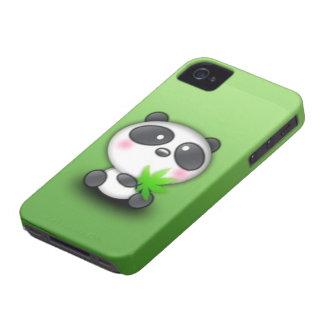 Emo Panda Bear Case-Mate iPhone 4 Case