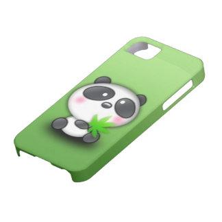 Emo Panda Bear iPhone SE/5/5s Case