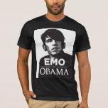 Emo para Obama Playera