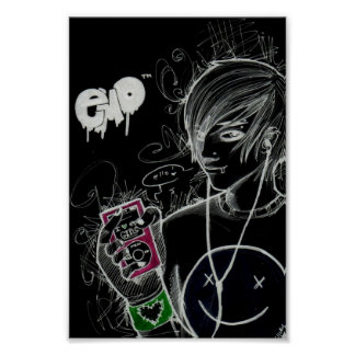 Emo poster