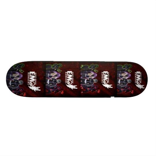 emo ranger skateboard