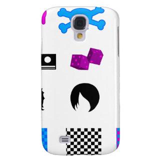 Emo Samsung Galaxy S4 Case